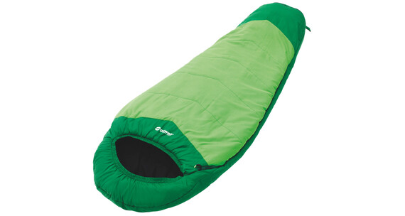 Outwell Convertible Junior Sleeping Bag green